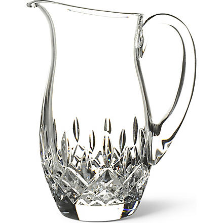 WATERFORD Lismore Nou Petit crystal pitcher
