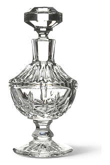 WATERFORD Lismore perfume bottle