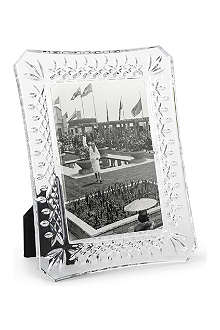 WATERFORD Lismore photo frame 4