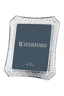 WATERFORD Lismore crystal picture frame 8