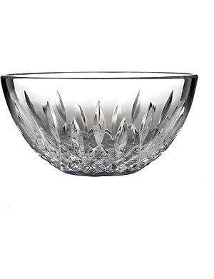 WATERFORD Lismore 60th Anniversary bowl 15cm