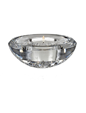 WATERFORD Lismore 60th Anniversary votive candle holder
