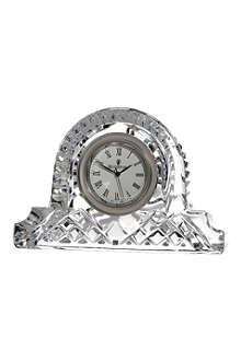 WATERFORD Lismore crystal clock