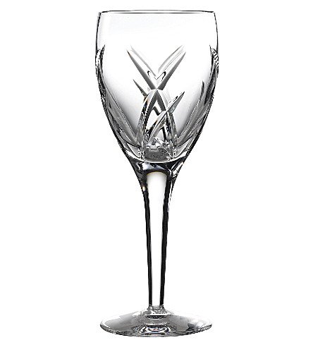 JOHN ROCHA @ WATERFORD 标志性的葡萄酒眼镜集两个