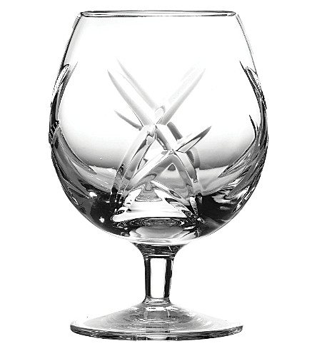 JOHN ROCHA @ WATERFORD Set of two Signature brandy glasses