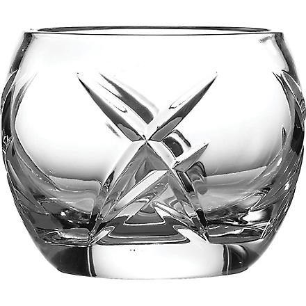 JOHN ROCHA @ WATERFORD Signature crystal votive