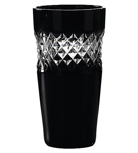 JOHN ROCHA @ WATERFORD Black shot glass set of 4