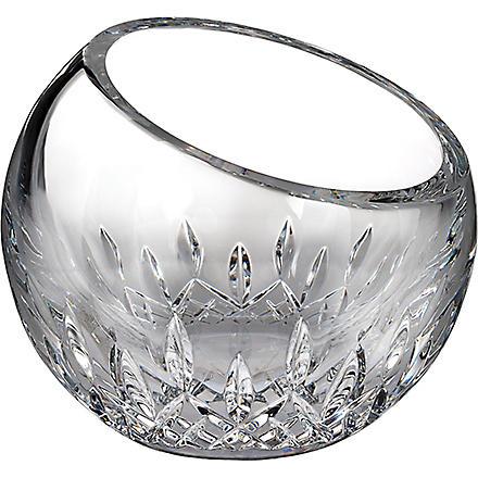WATERFORD Lismore Essence rose bowl