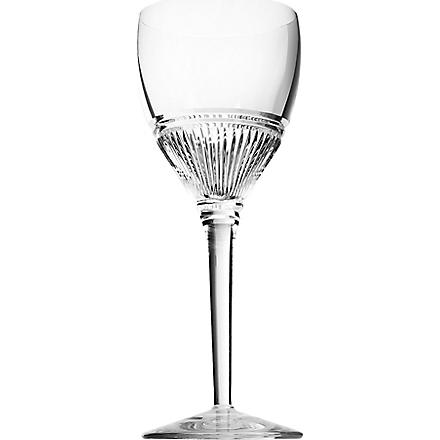 JASPER CONRAN @ WATERFORD Set of two Eternal crystal red wine glasses