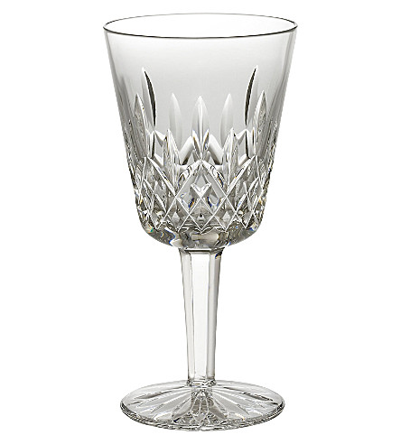 WATERFORD Lismore wine glass