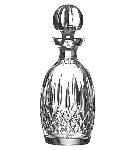 WATERFORD Lismore spirit decanter