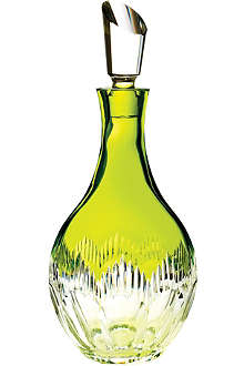 WATERFORD Mixology crystal decanter