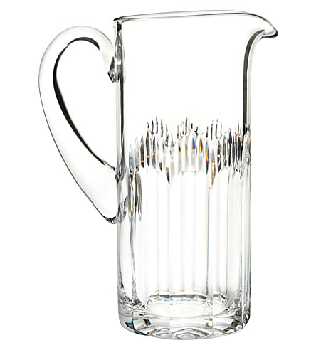 WATERFORD Mixolgy Neon crystal pitcher