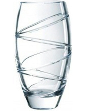 JASPER CONRAN @ WATERFORD Set of two aura hiball crystal tumblers