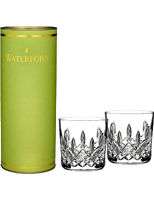 WATERFORD Lismre tumblers set of two