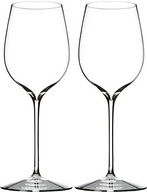 WATERFORD Set of two Elegance Pinot Noir wine glasses