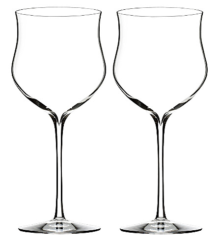 WATERFORD Set of two Elegance Rosé wine glasses