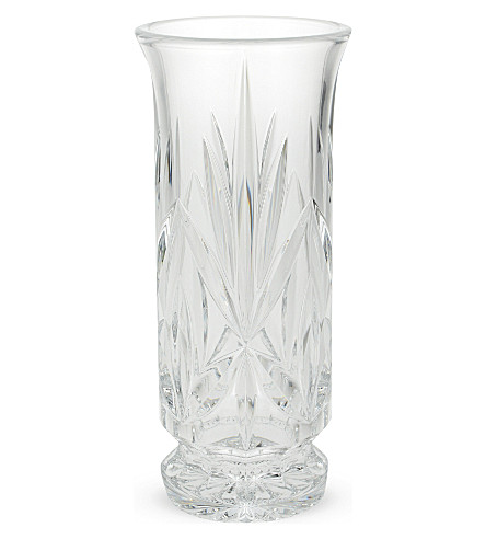 WATERFORD Caprice footed vase 23cm