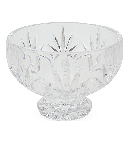WATERFORD Marquis caprice footed bowl