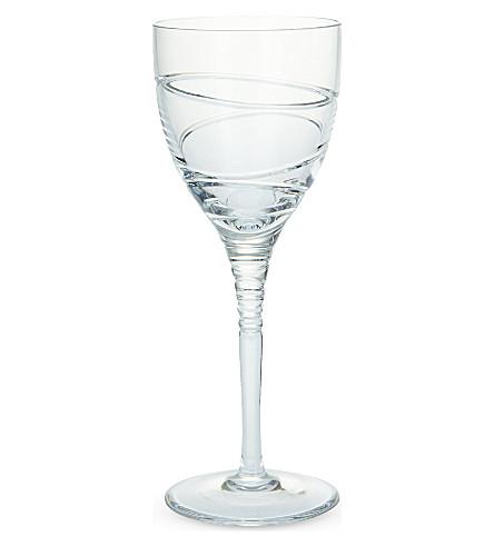 JASPER CONRAN @ WATERFORD Jasper Conran Aura II set of two goblet glasses