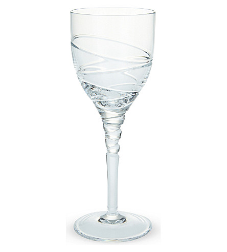 JASPER CONRAN @ WATERFORD Jasper Conran Aura II set of two wine glasses