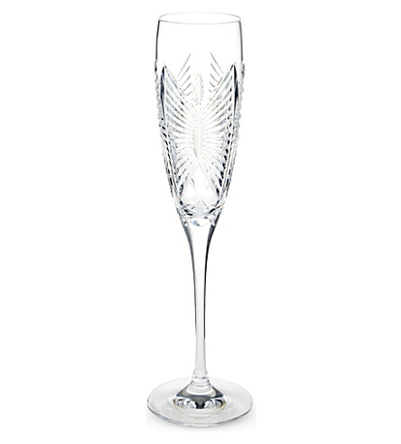 WATERFORD Love Forever set of two flutes