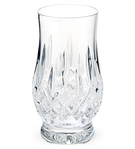 WATERFORD Lismore set of two tasting tumblers