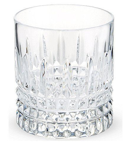 WATERFORD Lismore Diamond set of four tumblers