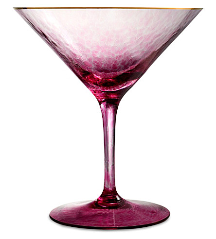 WATERFORD Rebell martini glass