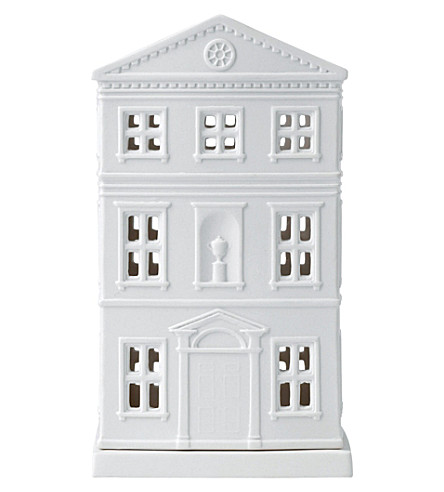 WATERFORD Tealight house decoration 14.5cm