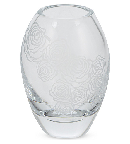 WATERFORD Atelier posy vase 10.2cm