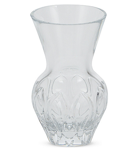WATERFORD Monique Lhuillier opulence posy vase 12cm