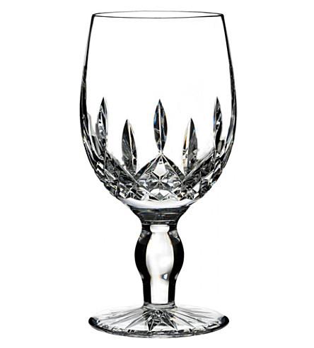 WATERFORD 利斯莫尔鉴赏家水晶工艺啤酒玻璃