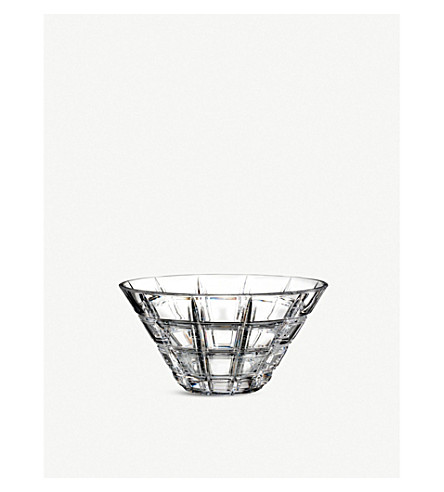 WATERFORD Marquis Crosby crystal bowl 25.5cm