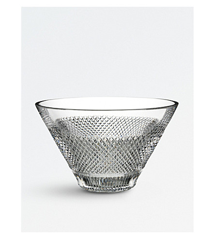WATERFORD Diamond Line bowl 200cm