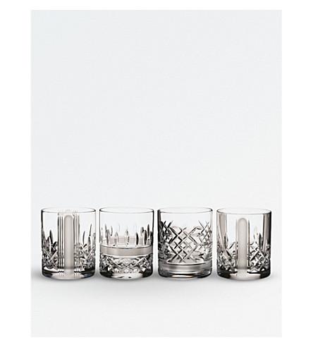 WATERFORD 四利斯莫尔短篇小说集革命水晶酒杯