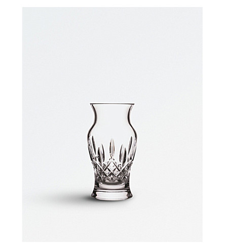 WATERFORD Giftology Lismore Bon Bon vase 15cm