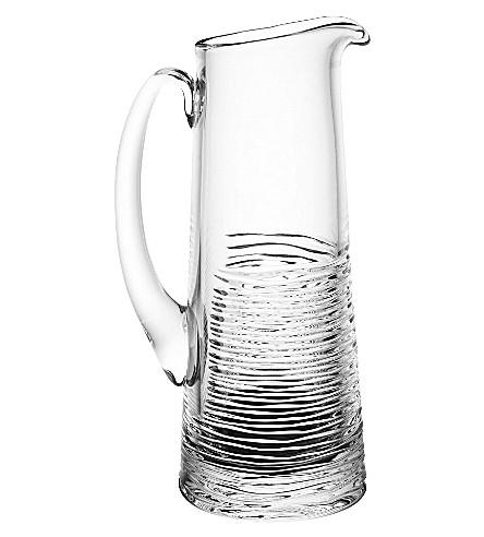 JASPER CONRAN @ WATERFORD Strata crystal martini jug