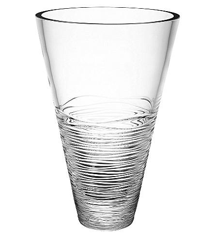 JASPER CONRAN @ WATERFORD Strata angled vase