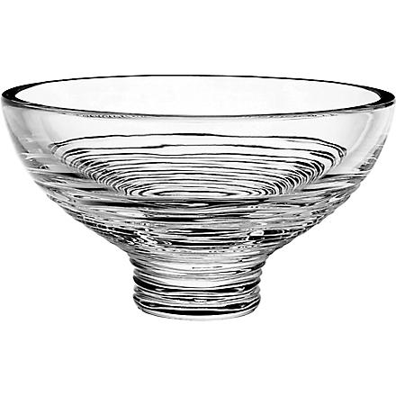 JASPER CONRAN @ WATERFORD Strata footed bowl