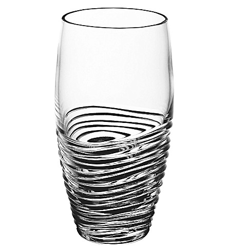 JASPER CONRAN @ WATERFORD Set of two Strata long drink glasses