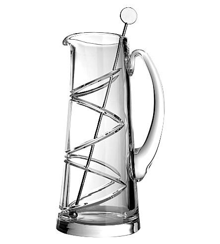 JASPER CONRAN @ WATERFORD Aura crystal martini jug