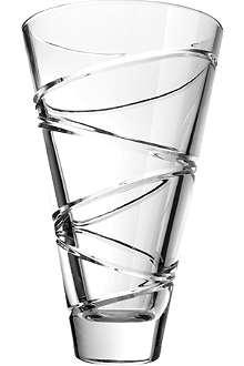 JASPER CONRAN @ WATERFORD Angled vase 27.5cm