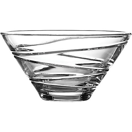 JASPER CONRAN @ WATERFORD JC Aura angled bowl 20cm