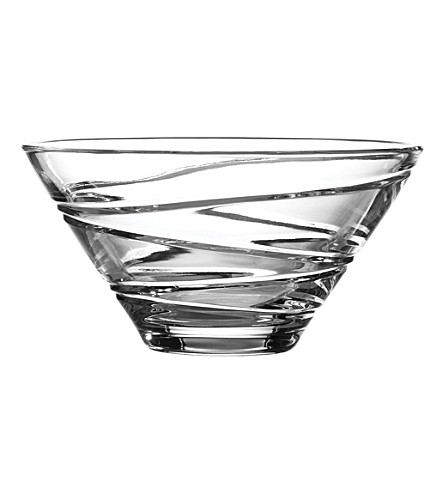 JASPER CONRAN @ WATERFORD Aura angled bowl 20cm