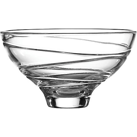 JASPER CONRAN @ WATERFORD Aura footed bowl 15cm