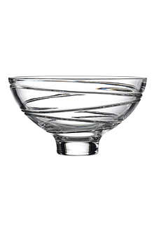 JASPER CONRAN @ WATERFORD JC Aura footed bowl 25cm