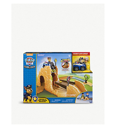PAW PATROL Chase's Off-Road Rescue