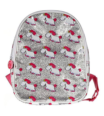 DESPICABLE ME Glittery unicorn backpack
