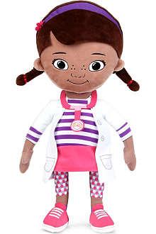 DOCTOR MCSTUFFIN Doc plush soft toy